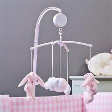 New 5Pcs Set Baby Kids Crib Mobile Phone Bed Bell Toy Arm Holder Bracket DIY JJ