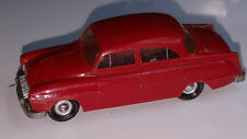 VINTAGE EKO HO Scale OPEL KAPITAN - Red Plastic Car - Made in Spain 1:88 Model