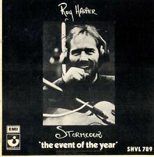 """(22/5/71) ADVERT 7X7"""" ROY HARPER : STORMCOCK"""