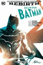 ALL-STAR BATMAN 3: DER VERBÜNDETE  Softcover  Panini Comics Neuware
