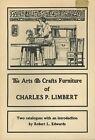Mission Arts Crafts Charles Limbert Furniture Identification / Scarce Book
