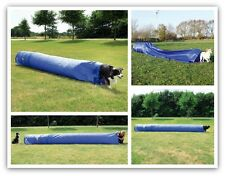 Agility Dog Tunnel addestramento del cane grande in nylon Sacco Tunnel 5 M