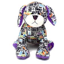 "Ganz Webkinz Texting Puppy Dog Stuffed Animal Plush Toy HM 697 No Code 9"""