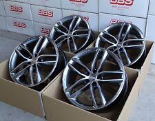 BBS SX Platinum 4 jantes 8,5x19 pouces sx0502 pour audi a3 + s3 + rs3 Type 8p + 8 V