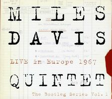 Miles Davis - Bootleg: Miles Davis Quintet Live in Europe 1967 [New CD]