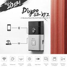 Digoo Bluetooth Wireless WiFi Remote Video Camera Door Phone Doorbell Intercom
