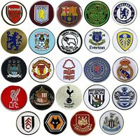 OFFICIAL FOOTBALL CLUB - GOLF BALL MARKERS - (21 Teams) [FREE UK P&P]