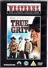 John Wayne 'TRUE GRIT' DVD New/Sealed - UK DeAgostini
