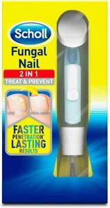 Scholl Fungal Nail 2 IN 1 Treatment 3.8 ml  BEST BEFORE 01/2024 (6403)