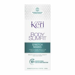 Alpha Keri Body Slimfit Stretch Mark Reductor Slimming Serum 200ml