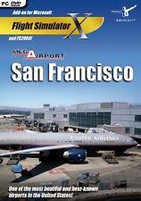 Mega Aeropuerto-San Francisco (Pc Dvd) Nuevo Sellado