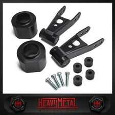 "3"" + 2"" Lift Kit + Adjust. Shackle Transfer + Case Drop 84-2001 Jeep Cherokee XJ"