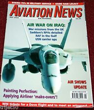 Aviation News 2003 May Boeing 737 Military
