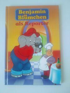 Kinderbuch / Buch (Vorlesen) * Benjamin Blümchen als Reporter * Horizont Verlag