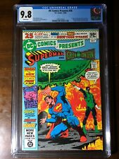 DC Comics Presents #26 (1980) - 1st New Teen Titans! - CGC 9.8! - White Pages!