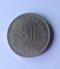 Malaysia RM1 Parliment 1971