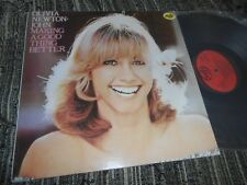 OLIVIA NEWTON JOHN Making a good thing better LP 1983 MFP SPAIN SPANISH edition
