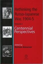 Rethinking the Russo-Japanese War, 1904-5 (v. 1), Japan, Military, Russia, World