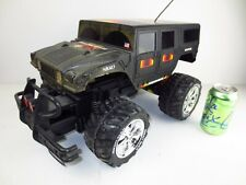 SCALE RC CRAWLER TRAIL TRUCK OFF ROAD by NIKKO  HUMMER