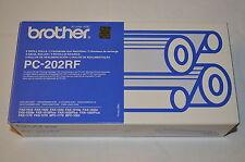 Brother 2 Farbbänder PC-202RF für Fax