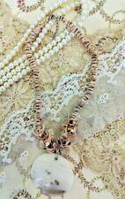 Handmade Bib Costume Necklaces & Pendants