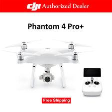 Genuine DJI Phantom 4 PRO PLUS Drone 4k Camera 1080p 20MP W/ 7Km Fly Distance