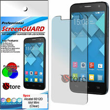 5 Film For Alcatel One Touch Idol Mini 6012D Save Screen LCD Display