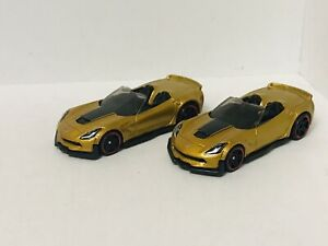 2020 Hot Wheels Multi Pack Exclusive '14 Corvette  Stingray Lot Loose
