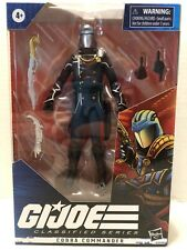 GI JOE CLASSIFIED SERIES COBRA COMMANDER #06