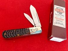 Schatt & Morgan USA XX 042269 mint in box 2005 barlow knife ld