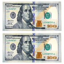 "Kaufman 100 Dollar  Bill Beach/Pool Towel 30"" x 60"" - 2PK  (106028)"