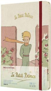 Moleskine Agenda Planificador Petit Prince Limitado Ed. 18 Meses 2020-21 Grande