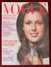 Vogue Magazine ~ May 1970 ~ Pilar Crespi Britt Ekland Irving Marisa Berenson