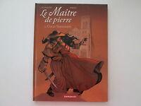 LE MAITRE DE PIERRE T1 EO2001 TBE COLIN TRANCHANT