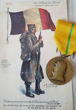 M26 Médaille Medal Medaglia commémorative ALBERTVS REX 1909-1934 décoration