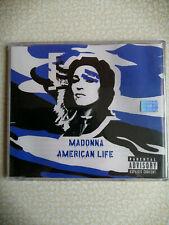 MADONNA – AMERICAN LIFE – CD SINGLES ARGENTINA 3 TRACKS - SEALED!