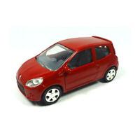 Norev 319001 Renault Twingo 2007 rot - Showroom Maßstab 1:64 Modellauto NEU!°