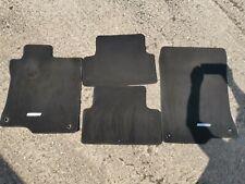Honda Accord Mk 8 2008 Full set of original Honda car mats