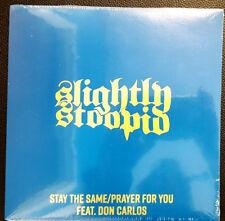 "SLIGHTLY STOOPID Stay The Same Prayer For You 7"" Vinyl NEW SEALED RSD 2018 45"