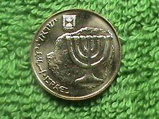 Israël 10 Agorot 2010 (5780) UNC `