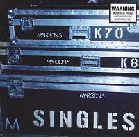 MAROON 5 - SINGLES CD ~ GREATEST HITS / BEST OF ~ ADAM LEVINE *NEW*