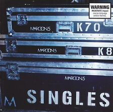 MAROON 5 - SINGLES CD ~ GREATEST HITS / BEST OF ~ ADAM LEVINE *NEW*