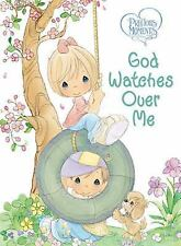 Precious Moments: God Watches Over Me: Prayers and Thoughts from Me to God (Boar