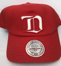 Mitchell and Ness Adults Unisex SnapBack INTL014 DETRED