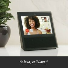 Amazon Echo Show Smart Assistant - Black 1st Gen Home Control With Video