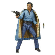 "Hasbro Star Wars The Black Series 40th Anniversary Lando Calrissian 6"" Action..."