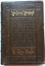 PILGRIM'S PROGRESS - JOHN BUNGAN 1862 ILLUSTRATED BOOK