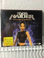 TOMB RAIDER The Angel of Darkness CD ROM Windows 95 98 PC Game Eidos Sealed
