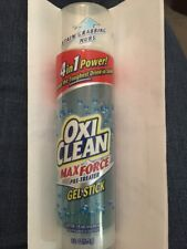 Oxiclean Max Force Gel Stick 6.2 Oz Pack of 10