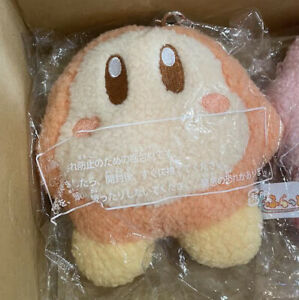 Kirby adventures Waddle Dee Plush Goods Card case pass case New Japan